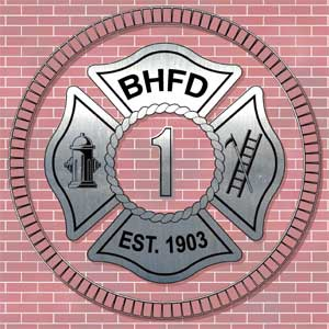 fire department plaques