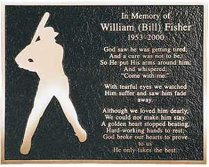 baseball plaques, bronze Plaques, Custom bronze Photo PlaquesFREE shipping on orders OVER $750 , Fast 8 Days, Low Prices, Memorial Plaques, 3d Photo Engraved bronze, Outdoor Garden Plaques, brass, Aluminum, Etched bronze Plaques, Cast Metal Plaque, Stainless Steel,