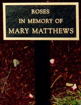Garden Plaques, Tree Plaque, Bronze Plaques, FREE shipping on orders OVER $750 , Fast 8 Days